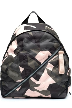 Shoptiques Product: Puffy Round Backpack