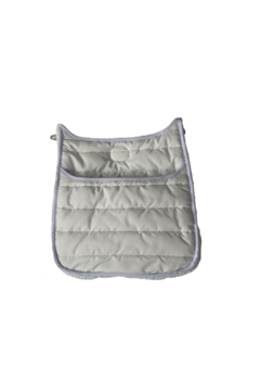 Ah!dorned Large Puffy Sport Messenger (STRAP NOT INCLUDED) - Product List Image
