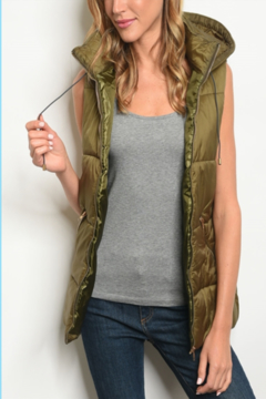 Shoptiques Product: Puffy Vest