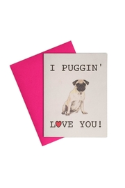 LA Trading Co. Puggin' Love You - Product Mini Image