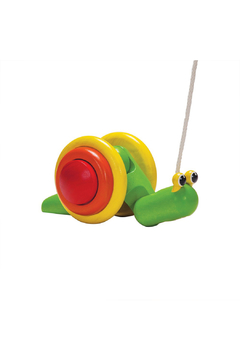 Plan Toys Pull Along Snail - Product List Image