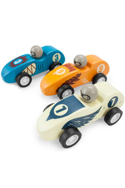 Brybelly Pull-Back Derby Racers - Product Mini Image