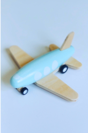 Manhattan Toy Company Pull Back Speedy Jet - Product Mini Image