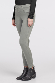 tribal  Pull on ankle pant with front and back pockets. - Product Mini Image