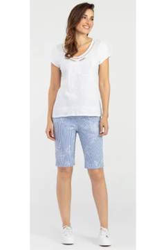 Shoptiques Product: Pull On Bermuda