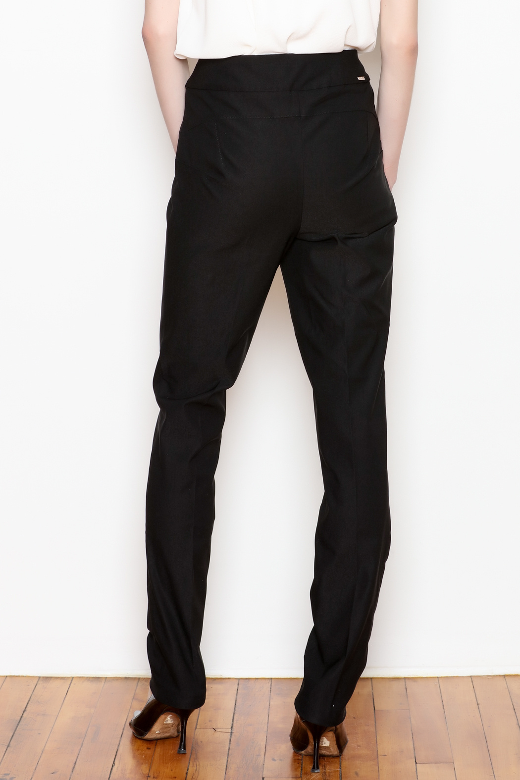 Up! Pull on Butt-up Techno Pant - Front Full Image