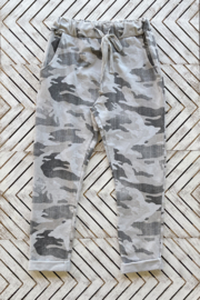 Brand Bazar Pull-on Camo Joggers - Product Mini Image