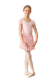 Capezio Pull On Circular Skirt - Front cropped