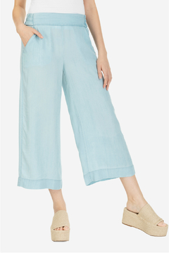 Tribal Pull on cropped palazzo pant - Product List Image