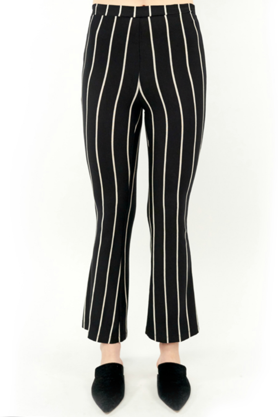 Saltwater Luxe Pull On Flare Pant - Main Image