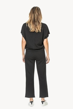 Lilla P Pull on French Terry Pants - Alternate List Image