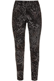 Tribal Pull-On Leggings - Product Mini Image