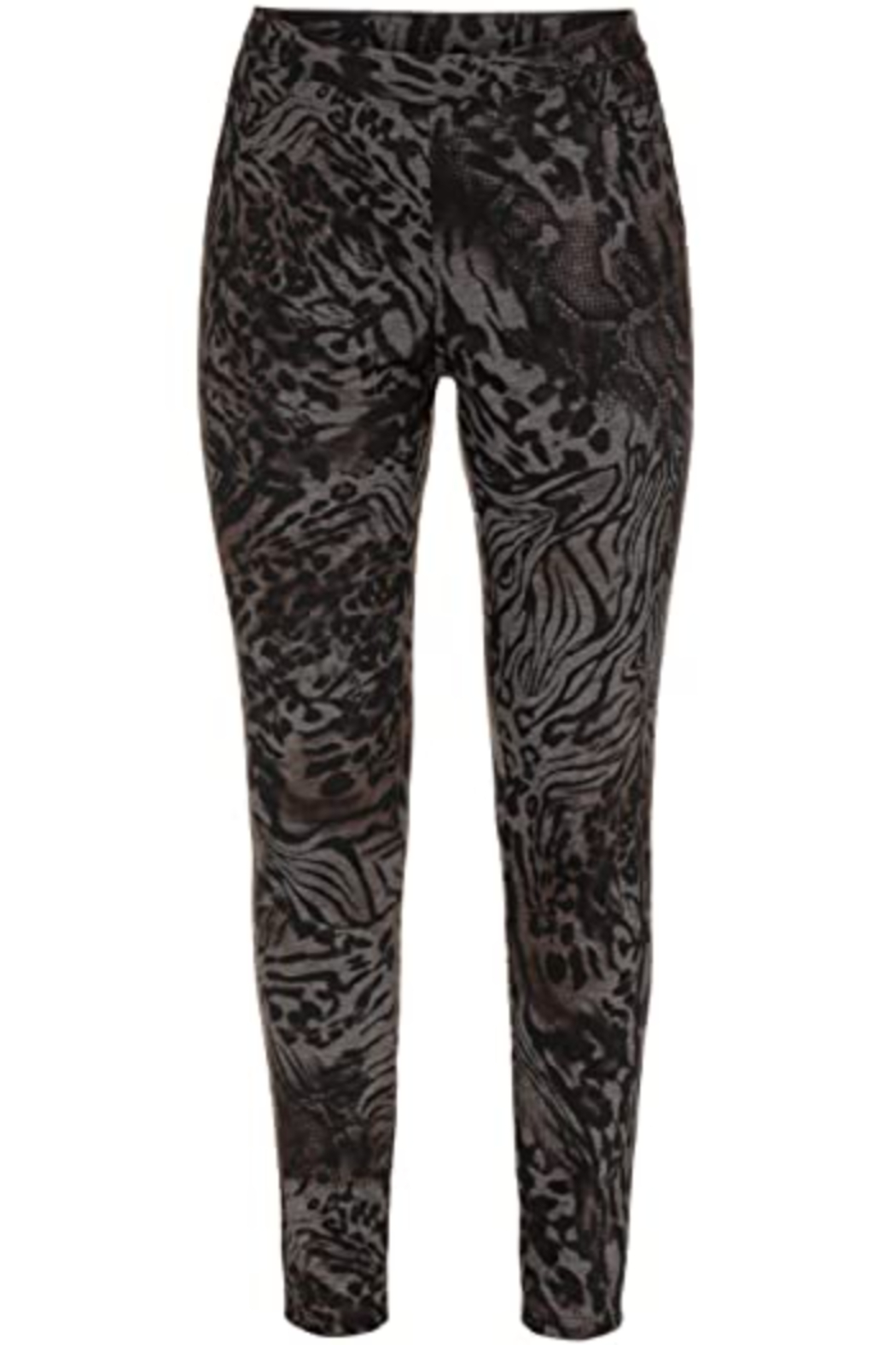 Tribal PULL ON LEGGING - Front Cropped Image
