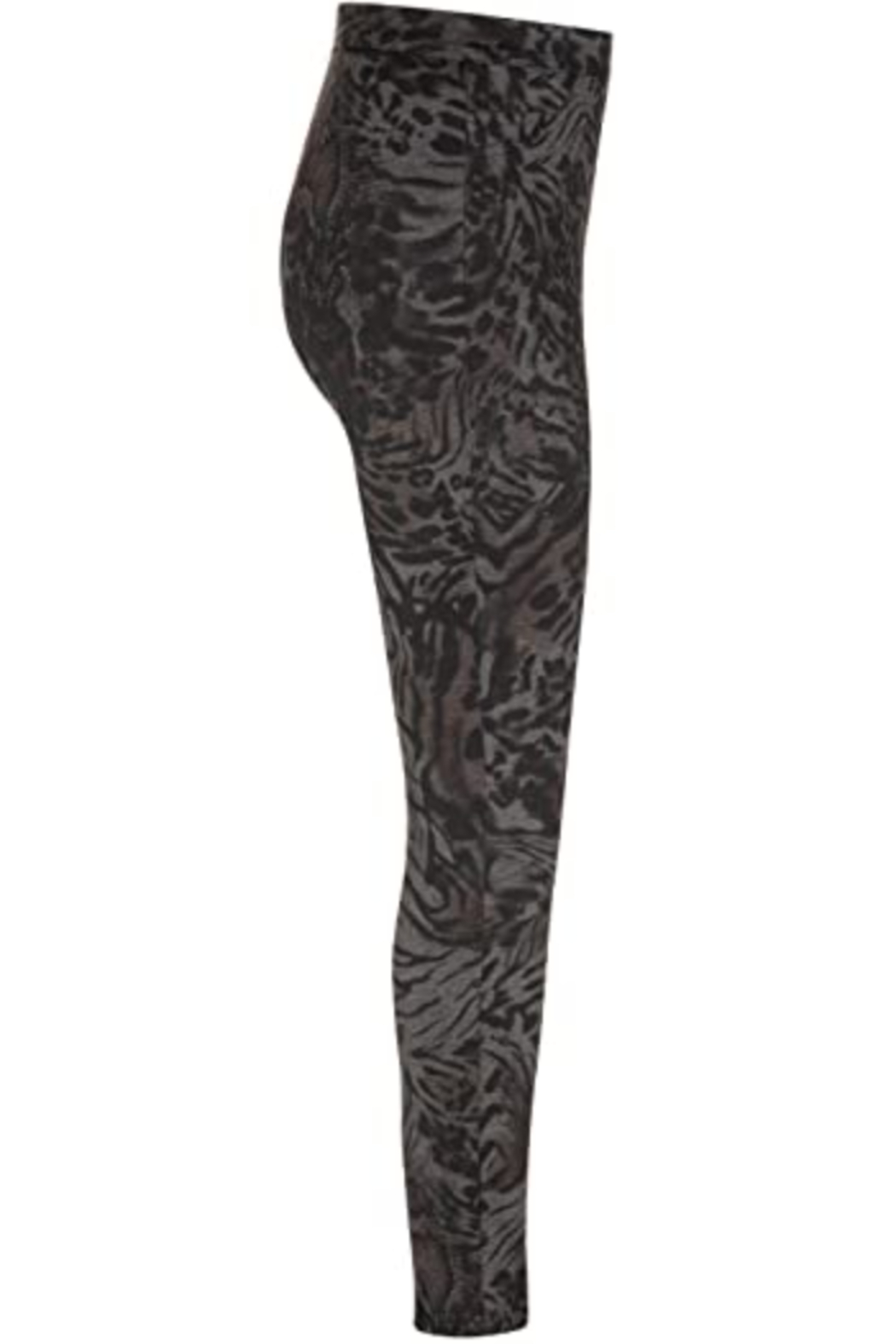 Tribal PULL ON LEGGING - Front Full Image