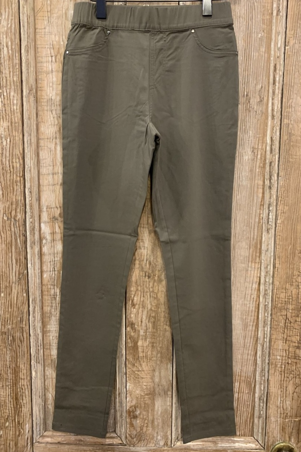 Sioni Pull on Narrow Leg Pant - Main Image