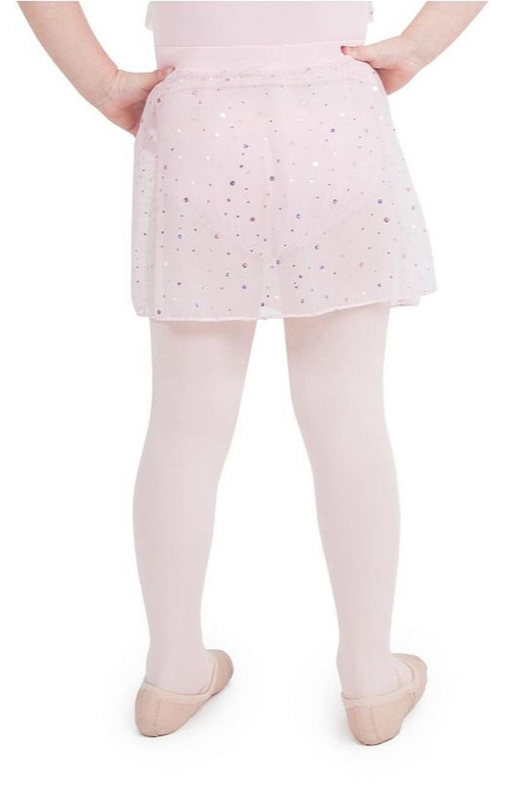 Capezio Pull On Skirt - Front Full Image