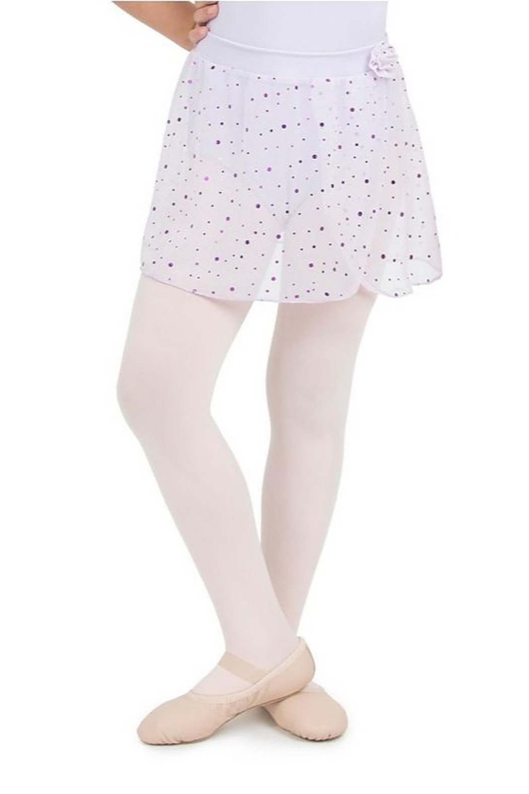 Capezio Pull On Skirt - Front Cropped Image