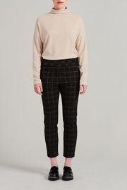 UCHUU Plaid Check Trousers - Product Mini Image