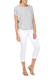 JoyJoy Pull Over Tee - Front cropped