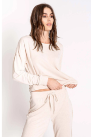 PJ Salvage Pullover - Front full body