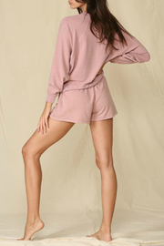 By Together  Pullover French Terry Top - Side cropped