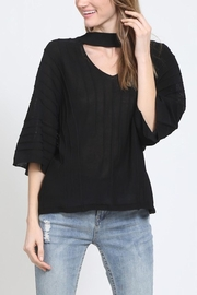 Very J Pullover Knit Sweater - Product Mini Image