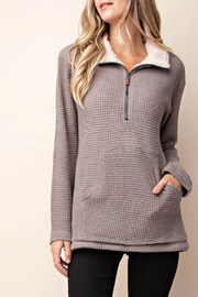 KORI AMERICA Pullover Perfection sweater - Front cropped