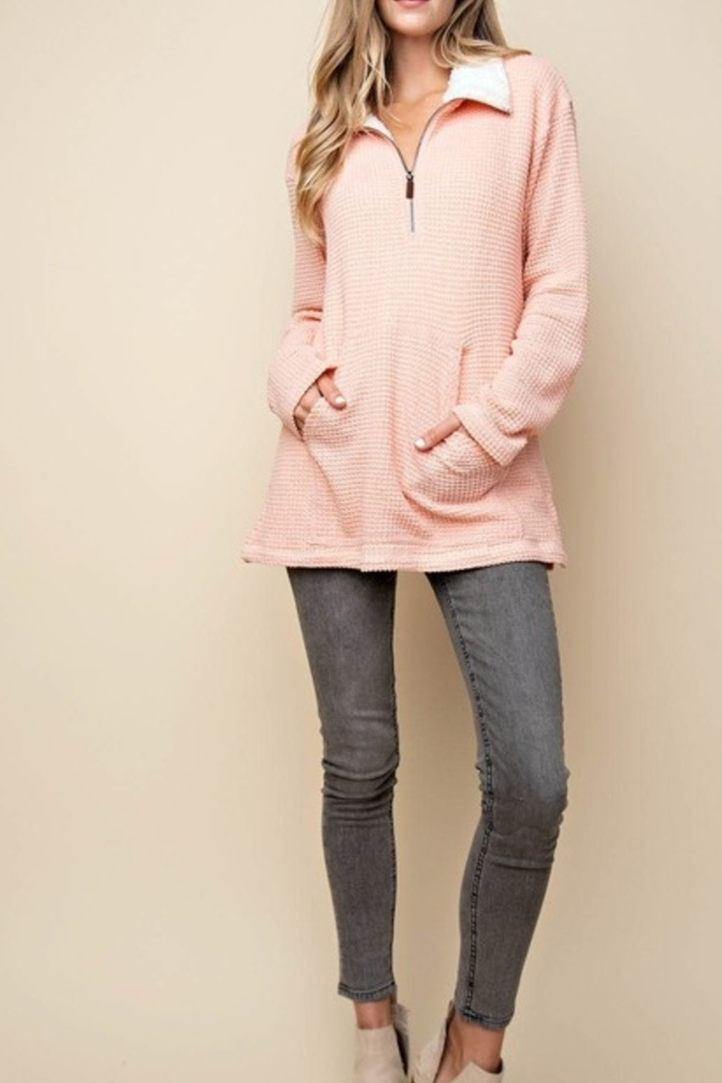KORI AMERICA Pullover Perfection sweater - Main Image