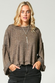 KyeMi Pullover Sweater - Front cropped
