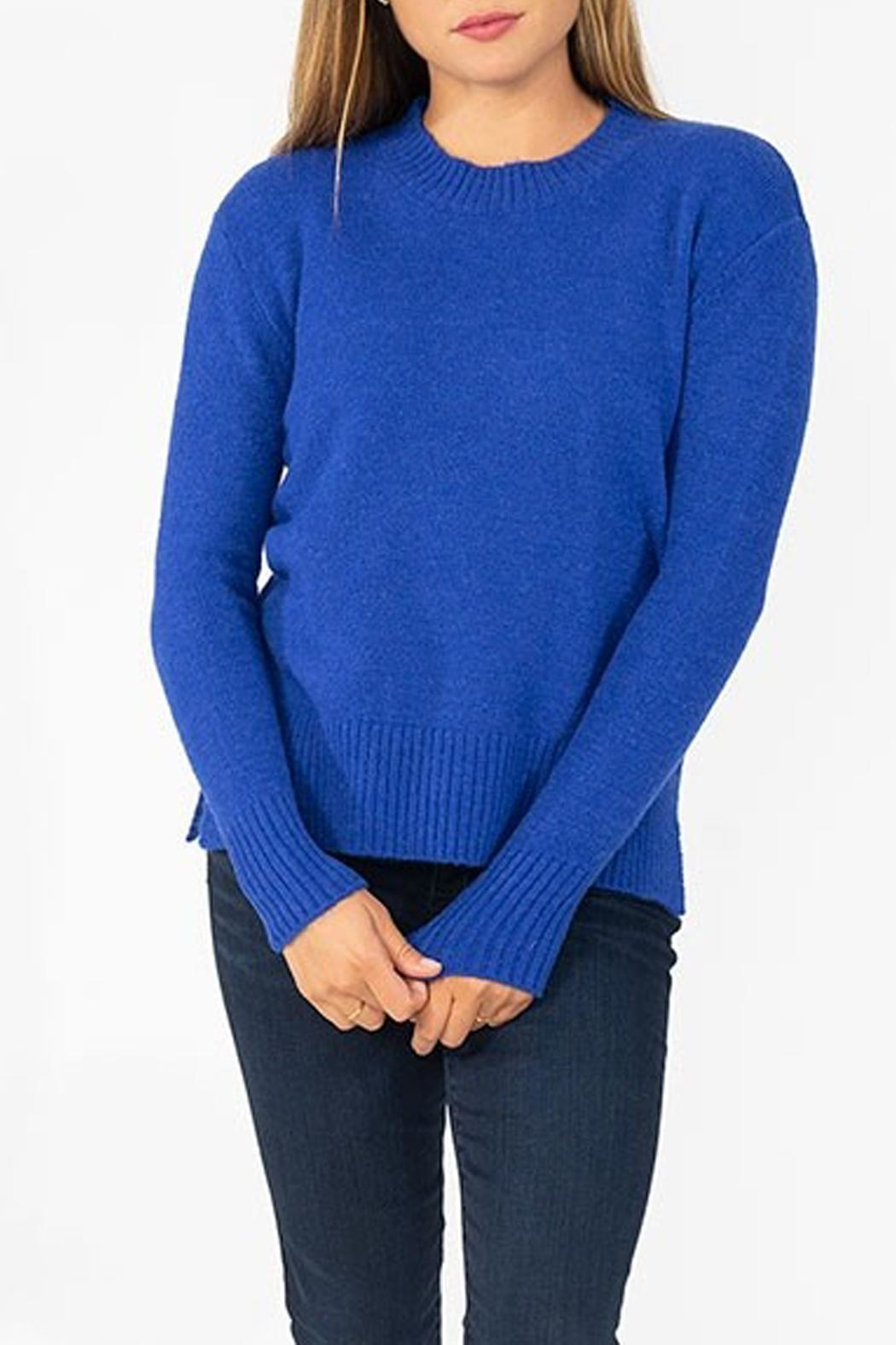 6372a1a6e9 Kut from the Kloth Pullover Sweater from New York by Luna — Shoptiques