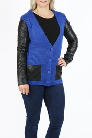Pulp 2 Tone Cardigan - Other
