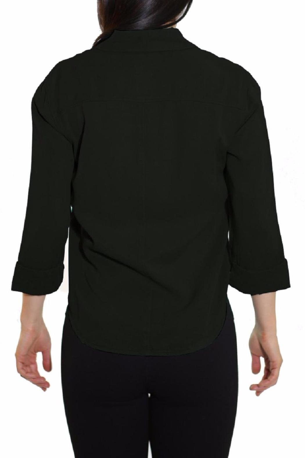 Pulp Tencel Blouse - Front Full Image