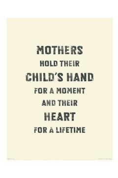 Shoptiques Product: Mothers Hand Print