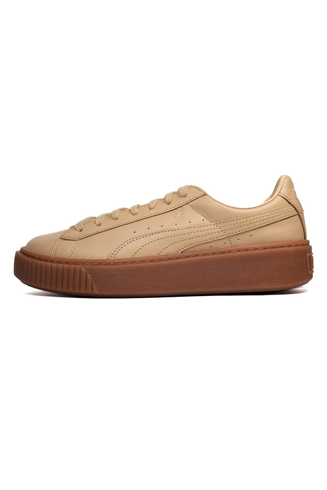 PUMA Veg Tan Shoes - Front Cropped Image