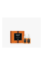 Nest Fragrances Pumpkin Chai Refill Duo for Pura Smart Home Fragrance Diffuser - Front cropped