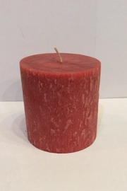 Root Candle Pumpkin Spice 4x4 - Front cropped