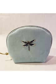 Punch Studio Blue Dragonfly Mini Bag - Product Mini Image