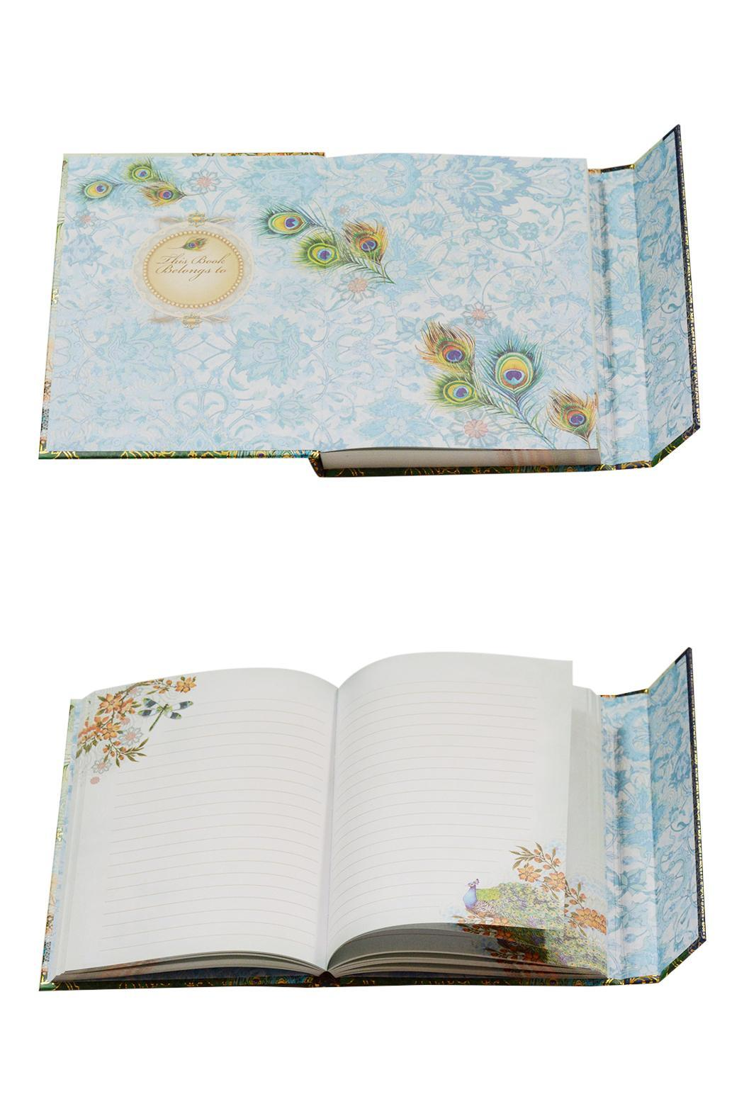 Punch Studio Hardcover Journal - Front Full Image
