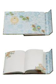 Punch Studio Hardcover Journal - Front full body