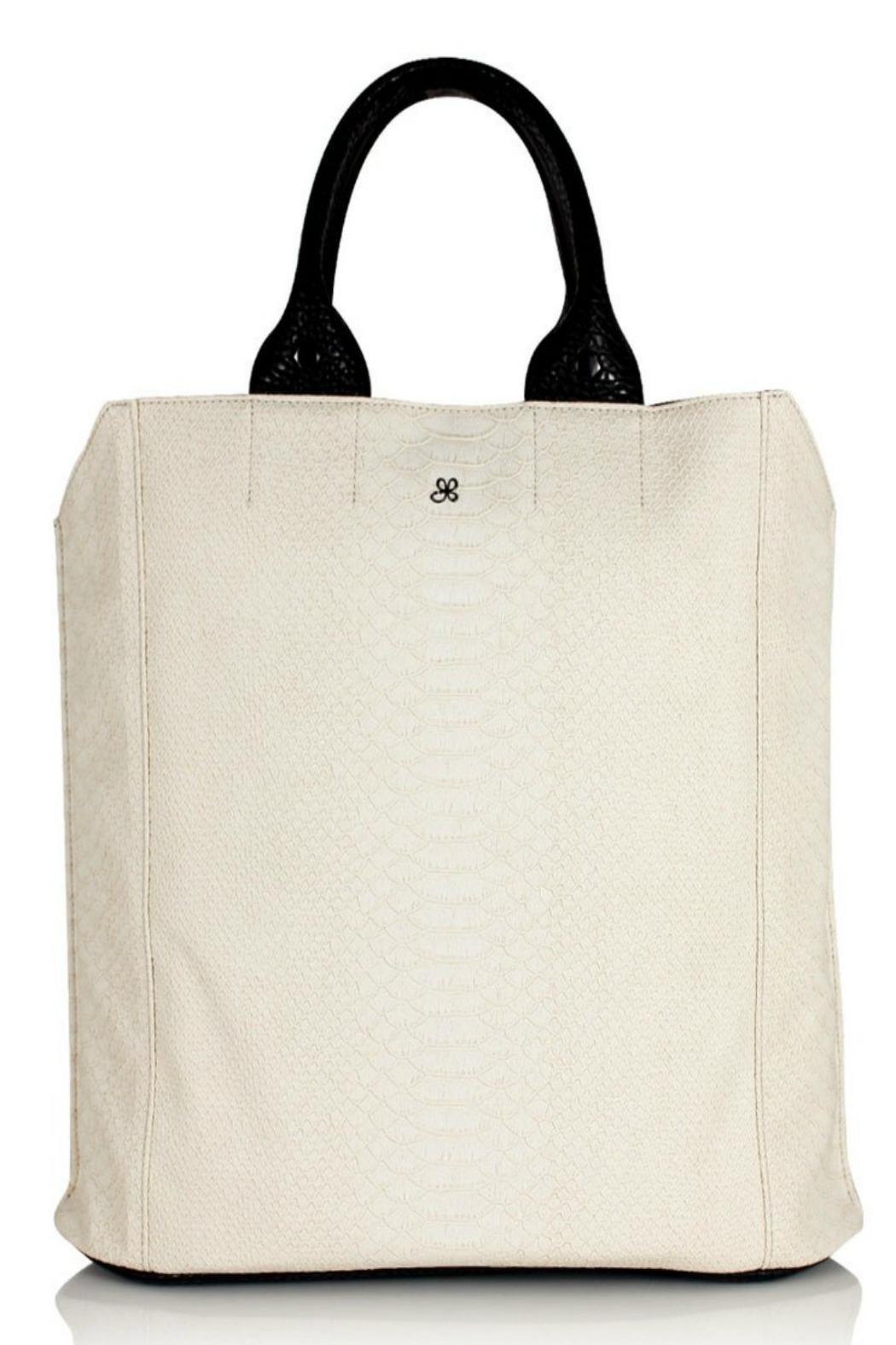 Punchcase Power Tote Bag - Front Cropped Image