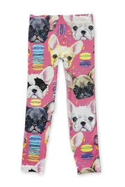 Malibu Sugar Puppies & Sweets Leggings - Front cropped