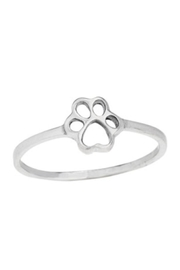 Tiger Mountain Puppy Paw Ring - Product Mini Image