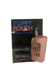 Gift Craft Puppy Pouch Poop Bag Dispenser - Product Mini Image