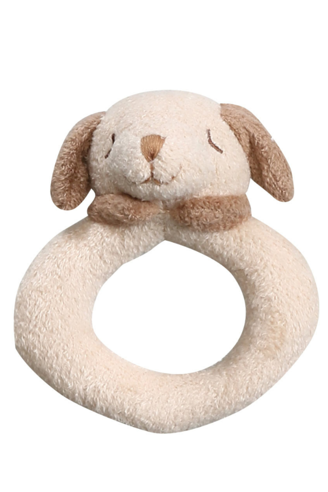 Angel Dear Puppy Ring Rattle - Main Image