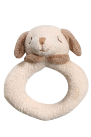 Angel Dear Puppy Ring Rattle - Product Mini Image
