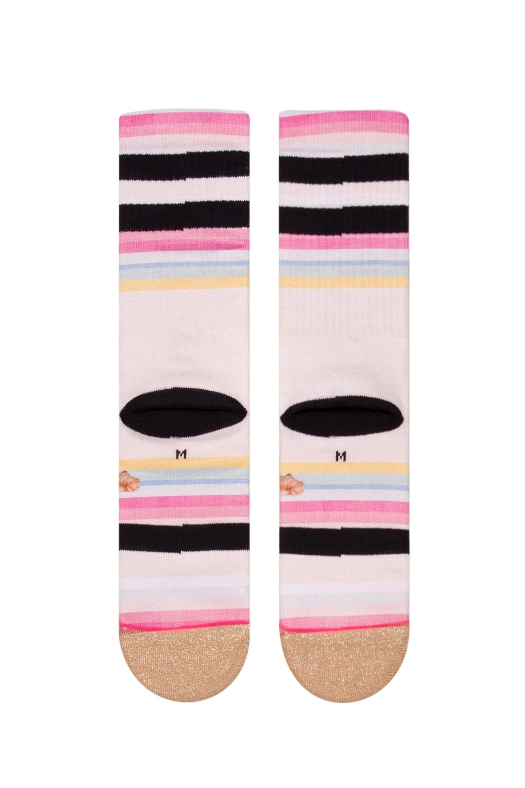 Stance Puppy Socks - Side Cropped Image