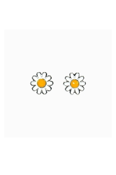 Pura Vida Daisy Stud Earrings - Alternate List Image
