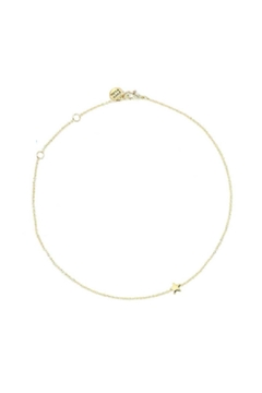 Pura Vida Gold Star Necklace - Product List Image