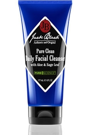 Jack Black Pure Clean Daily Facial Cleanser with Aloe & Sage Leaf - Product Mini Image