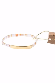 Scout CURATED WEARS Pure Magic Miyuki Tile Bracelet - Product Mini Image
